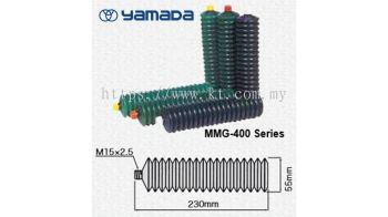 Yamada Bellows Cartridge Grease MMG-400
