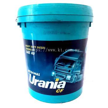 Petronas Heavy Duty Diesel Urania CF 18 Litre