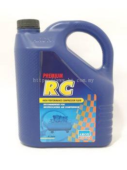 Arox Lubricants Premium RC  4 Litre