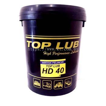 Top Lub HD 40  18 Litre