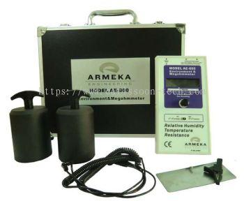 ARMEKA – Surface Resistivity Megohmmeter