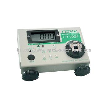 CEDAR – Torque Meter CD-100M / 10M