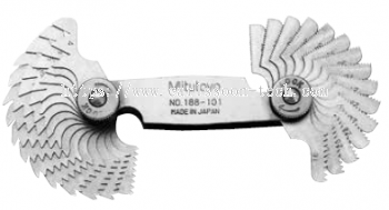 MITUTOYO �C Pitch Gages