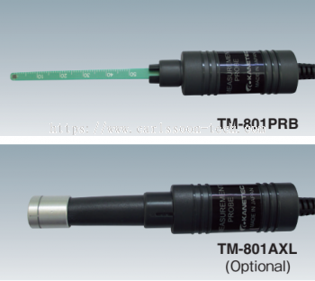 KANETEC – Measurement Probe for Tesla Meter (TM-801)