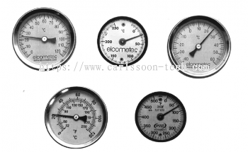 ELCOMETER - 113 Magnetic Thermometers