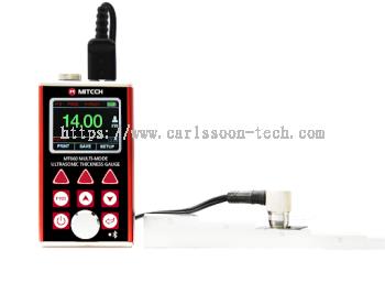 MITECH - MT660 Multi-mode Ultrasonic Thickness Gauge