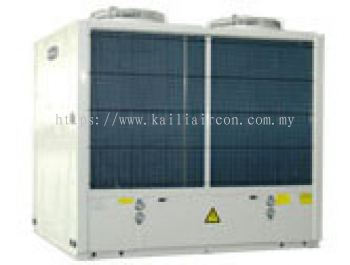 Modular Air Cooled Scroll Chiller