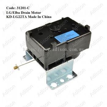 Code: 31201-C Drain Motor KD-LG22TA for LG/Elba (China)
