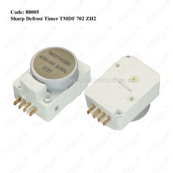 Code: 88005 TMDF 702 ZH2 Sharp Defrost Timer