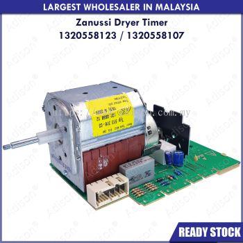Code: 1320558123 Timer F855G Zanussi EX 1320558107