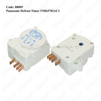 Code: 88009 TMDJ702AC1 Panasonic Defrost Timer