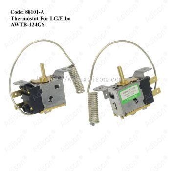 Code: 88101-A AWTB 124GS LG/Elba Thermostat