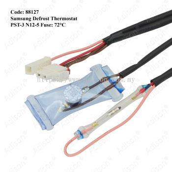 Code: 88127 Samsung Defrost Thermostat
