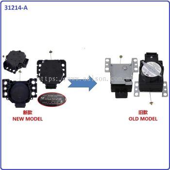 Code: 31214-A Samsung Drain Motor