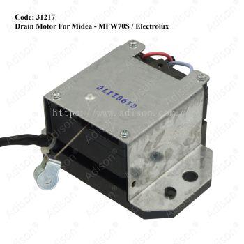 Code: 31217 Midea Drain Motor