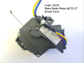 Code: 31221 Haier Drain Motor