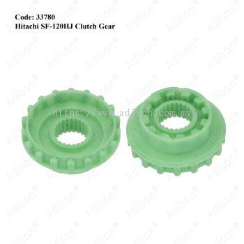 Code: 33780 Hitachi SF-120HJ Clutch Gear