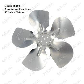 "Code: 88280 Aluminium Fan Blade 8""Inch/200mm"