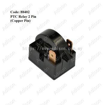 Code: 88402 PTC Relay 2 Pin