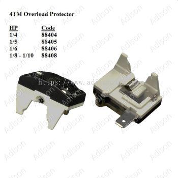 Code: 88406 Overload Protector 4TM 1/6HP