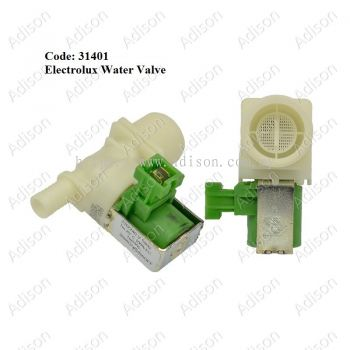 Code: 31401 Electrolux Water Valve