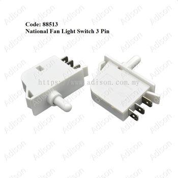 Code: 88513 National 3 Pin Fan Light Switch