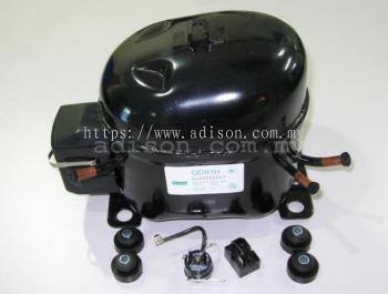 Code: 88QD65H 1/5HP R134A (LBP) Compressor 168W