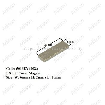 Code: 5016EY4002A LG Lid Cover Magnet