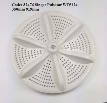 Code: 32476 Pulsator for Singer WT5124