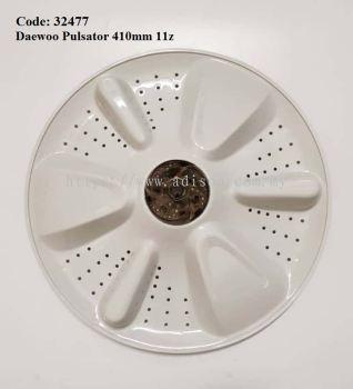 Code: 32477 Pulsator for Daewoo 410mm
