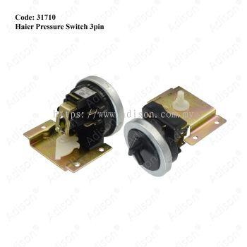 Code: 31710 Haier Pressure Switch 3pin