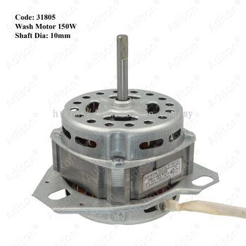 Code: 31805 Wash Motor 180W