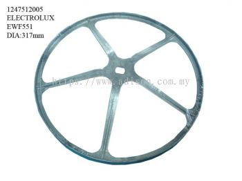 Code: 124751200 Pully For Electrolux EWF551