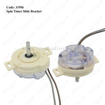 Code: 31956 Spin Timer Slide Bracket