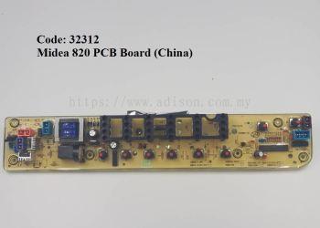 Code: 32312 PCB Board for Midea 820