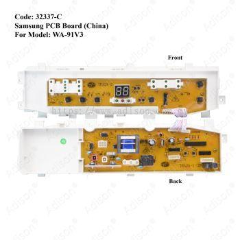 Code: 32337-C Samsung PCB Board WA-91V3