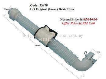 Code: 33478 Drain Hose LG