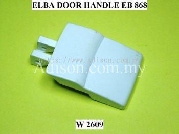 Code: 32609 Elba Door Handle EB895/898 WL095