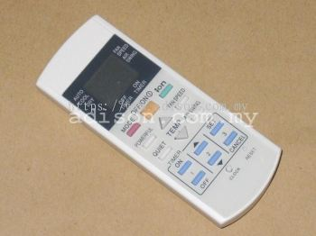 Code: SA013 Air-Con Remote Control Panasonic