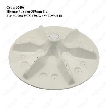 Code: 32408 Hisense Pulsator 355mm 11z