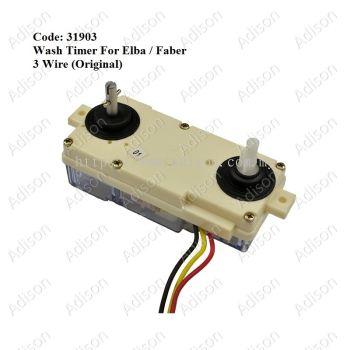 Code: 31903 Elba/Faber Wash Timer 3 Wire (Original)