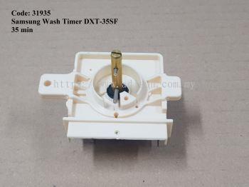 Code: 31935 Samsung Wash Timer DXT-35SF 35Min