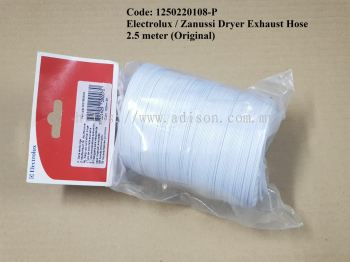 Code: 1250220108-P Dryer Exhaust Vent Hose (Original Packing)