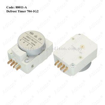 Code: 88011-A Defrost Timer 704-1G2
