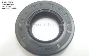 Code: 32126 Ariston Oil Seal Ariston AR551/553