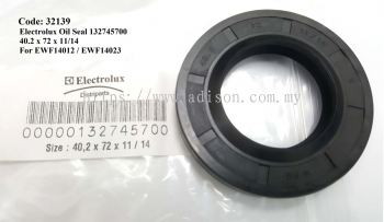 Code: 32139 Electrolux Oil Seal EWF14012/EWF14023