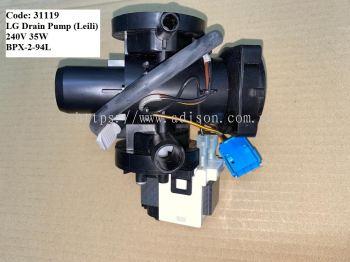 Code: 31119 LG Drain Pump 35W (Leili)