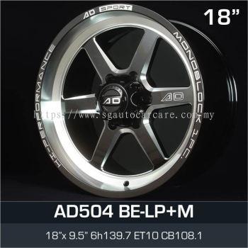 AD504 BE-LP+M