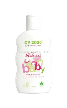 Natural Baby Body & Hair Wash