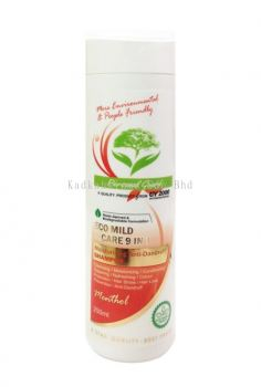 Eco Mild & Care 9 in 1 Moisturizing Anti-Dandruff Shampoo